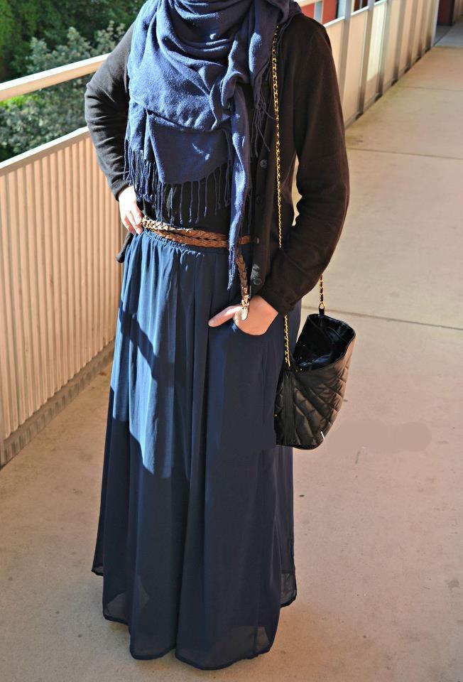بالصور موضة الحجاب , اجمل ملابس وحجاب للمحجبات 401 7