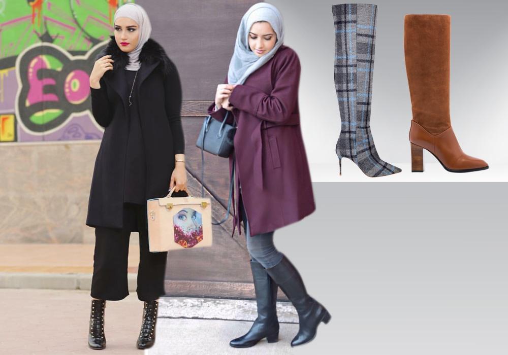 صور موضة الحجاب , اجمل ملابس وحجاب للمحجبات