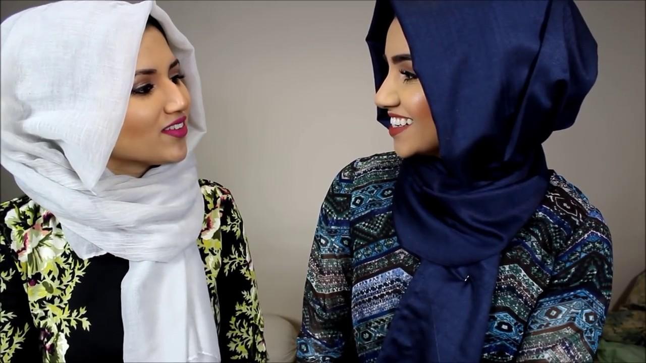 بالصور طرق لف الحجاب , اسهل الطرق لاختيار لفت الطرق المناسبه لكى بسهوله 411 1