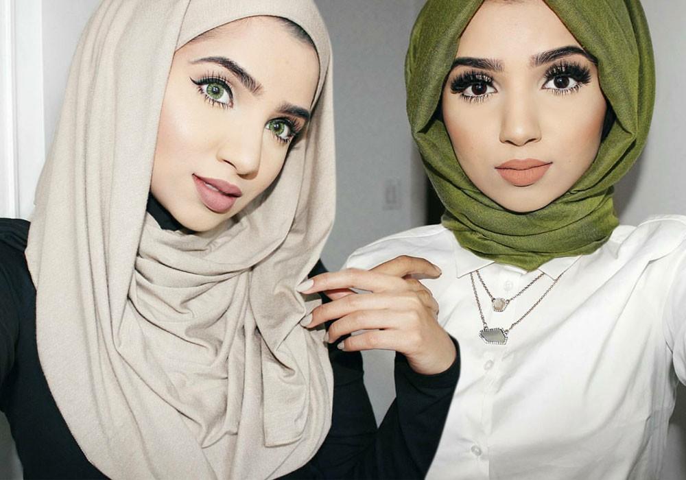 بالصور طرق لف الحجاب , اسهل الطرق لاختيار لفت الطرق المناسبه لكى بسهوله 411 2