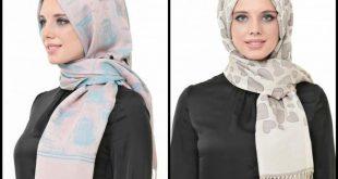 صوره طرق لف الحجاب , اسهل الطرق لاختيار لفت الطرق المناسبه لكى بسهوله