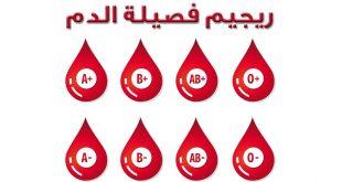 صوره رجيم فصيلة الدم , اسهل انواع الرجيم عند معرفه فصيلة الدم