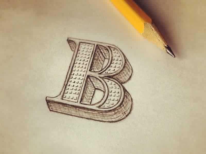 بالصور صور حرف b , اجمل حروف الانجليزيه 424 3