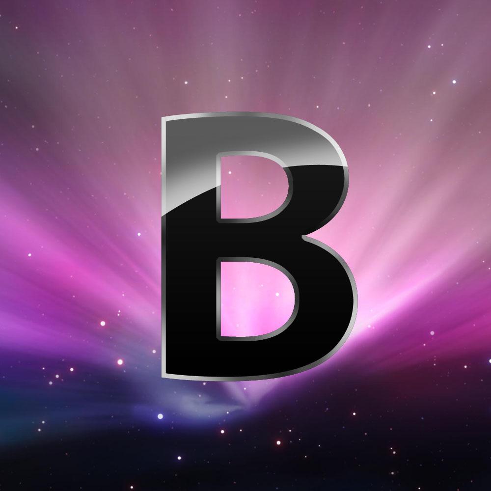 بالصور صور حرف b , اجمل حروف الانجليزيه 424 7