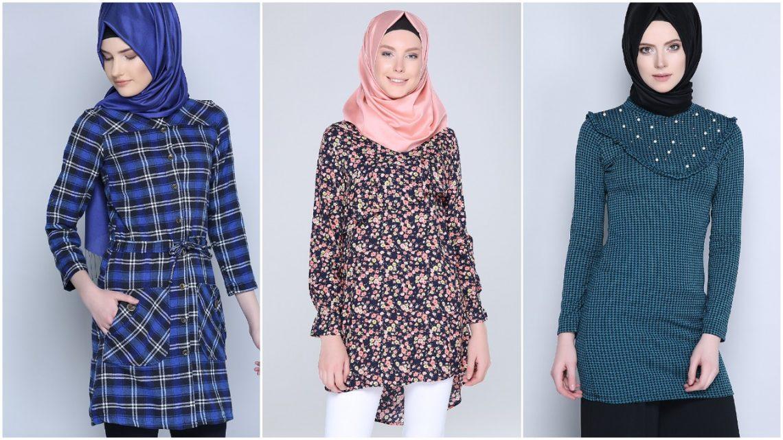 بالصور ملابس شتوية للمحجبات , الشتاء وملابس السيدات المحجبات 430 6