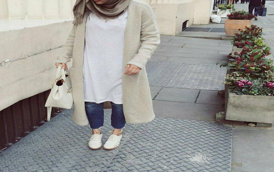 بالصور ملابس شتوية للمحجبات , الشتاء وملابس السيدات المحجبات 430 7