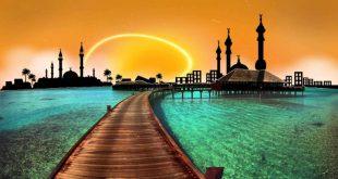 صورة صور خلفيات اسلامية , الصور و الخلفيات الاكثر استخداما