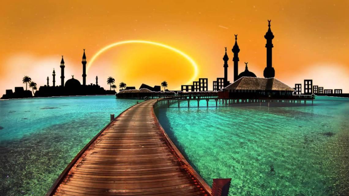صوره صور خلفيات اسلامية , الصور و الخلفيات الاكثر استخداما