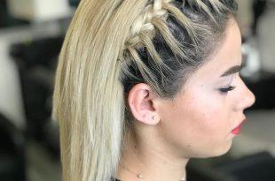 صوره اجمل تسريحة شعر في العالم , الجمال وظبط الشعر واسهل الطرق للتسريحات