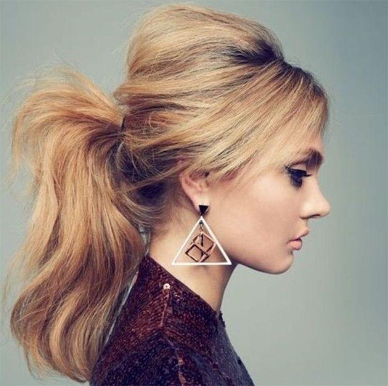 بالصور اجمل تسريحة شعر في العالم , الجمال وظبط الشعر واسهل الطرق للتسريحات 454 1