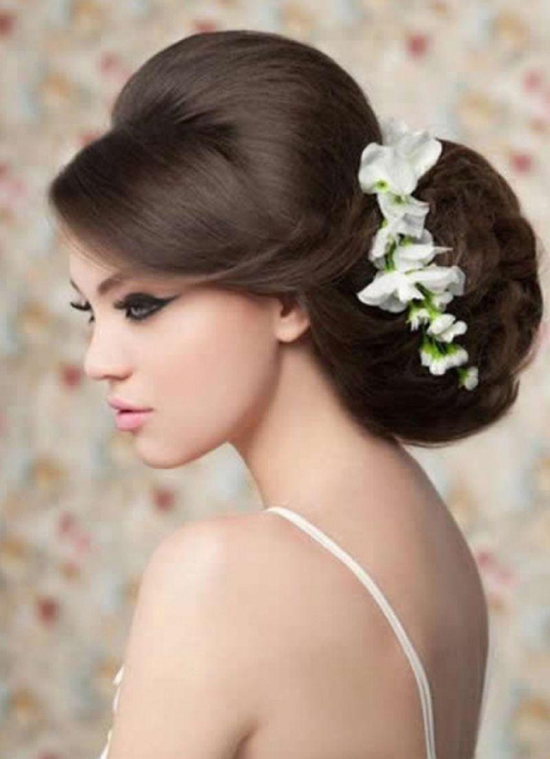 بالصور اجمل تسريحة شعر في العالم , الجمال وظبط الشعر واسهل الطرق للتسريحات 454 11