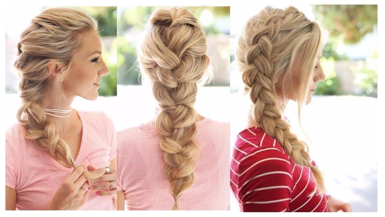 بالصور اجمل تسريحة شعر في العالم , الجمال وظبط الشعر واسهل الطرق للتسريحات 454 8