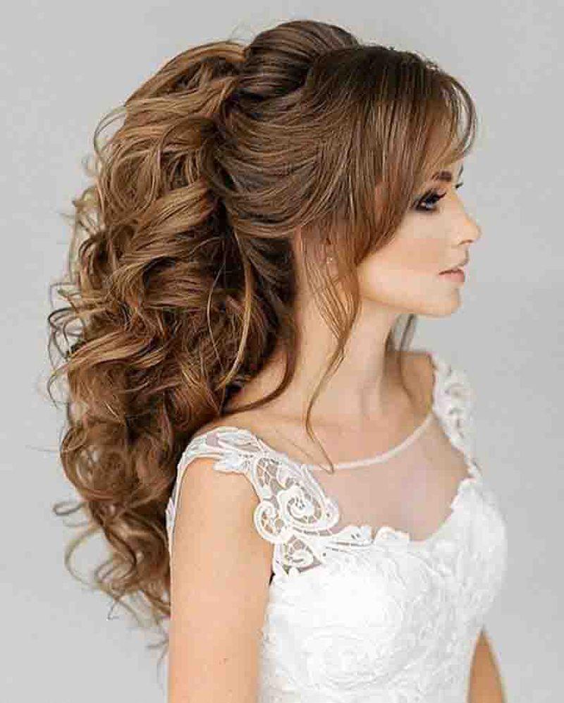 بالصور اجمل تسريحة شعر في العالم , الجمال وظبط الشعر واسهل الطرق للتسريحات 454 9