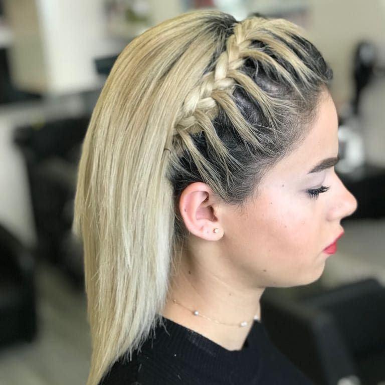 بالصور اجمل تسريحة شعر في العالم , الجمال وظبط الشعر واسهل الطرق للتسريحات