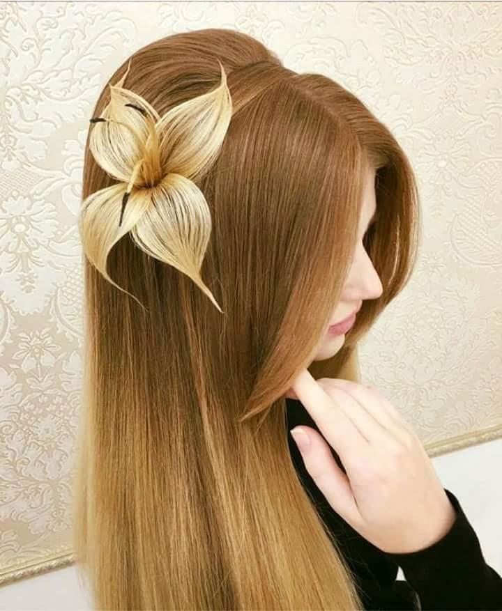 بالصور اجمل تسريحة شعر في العالم , الجمال وظبط الشعر واسهل الطرق للتسريحات 454