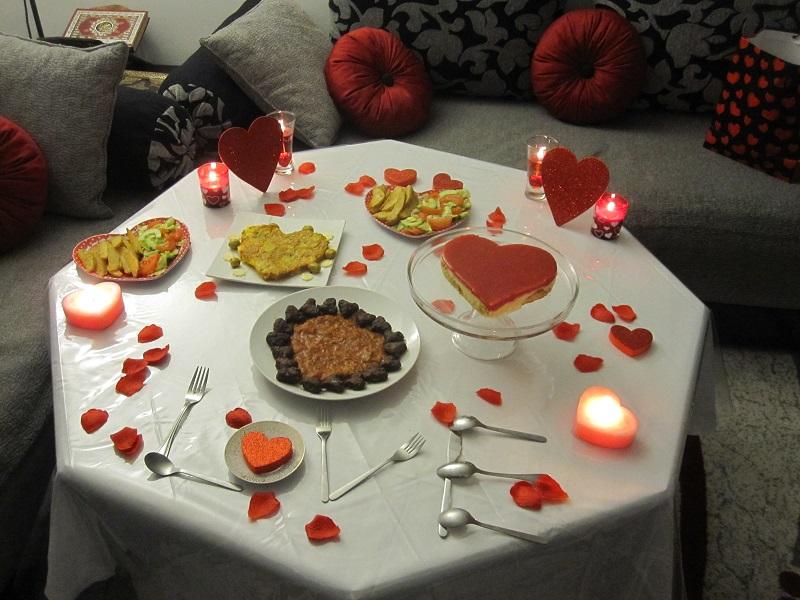 بالصور افكار لعشاء رومانسي , افكار بسيطه لعشاء رومانسي مع الحبيب 455 10