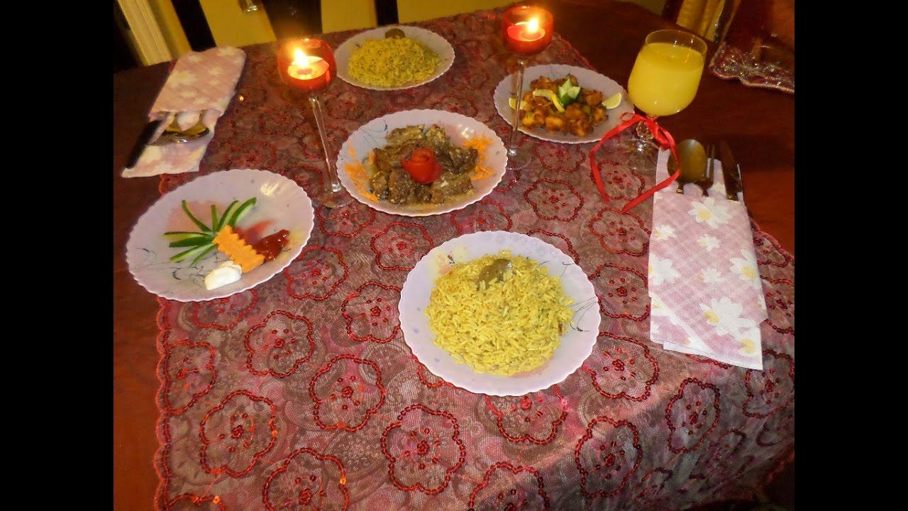 بالصور افكار لعشاء رومانسي , افكار بسيطه لعشاء رومانسي مع الحبيب 455 11