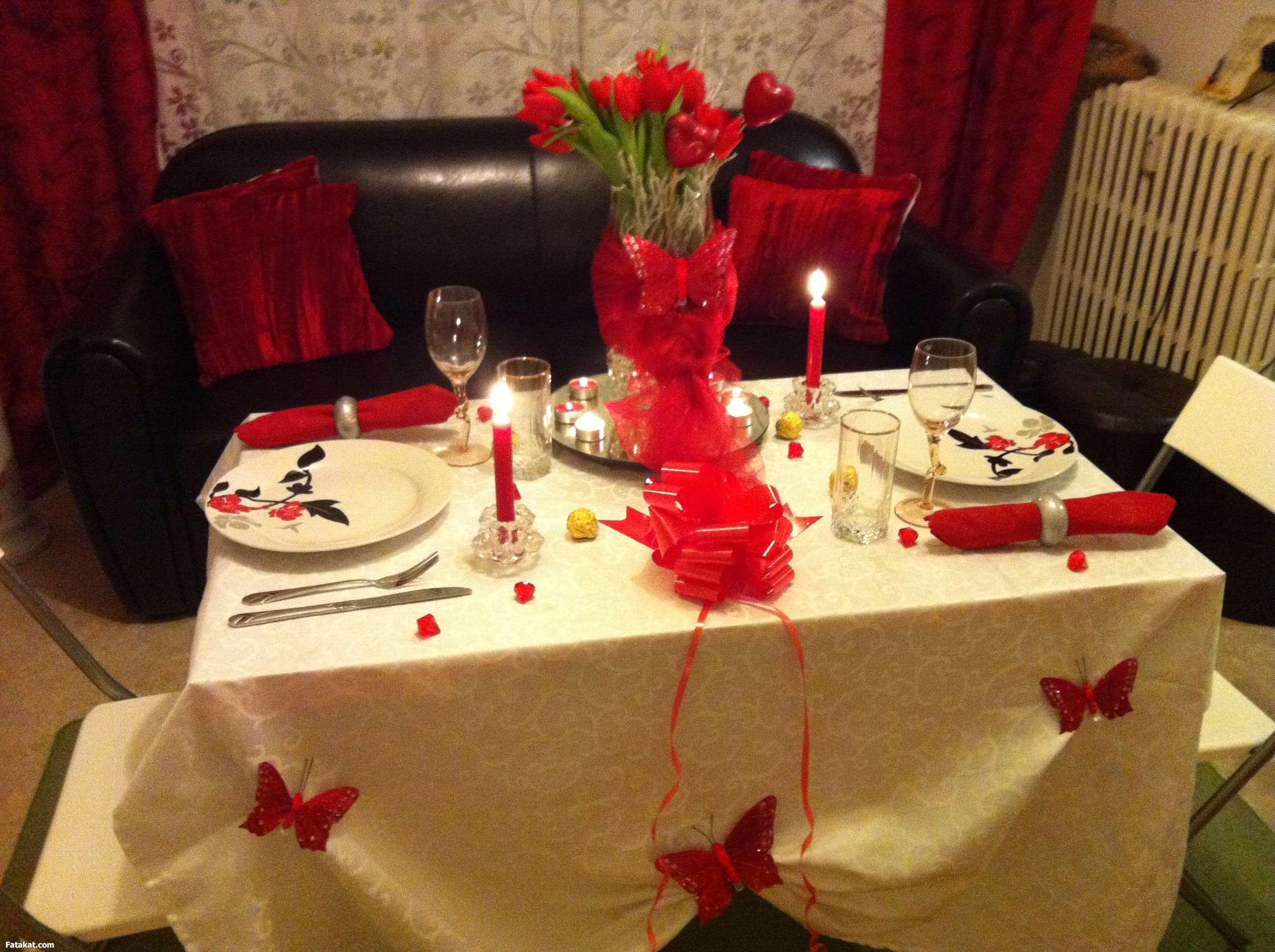 بالصور افكار لعشاء رومانسي , افكار بسيطه لعشاء رومانسي مع الحبيب 455 4