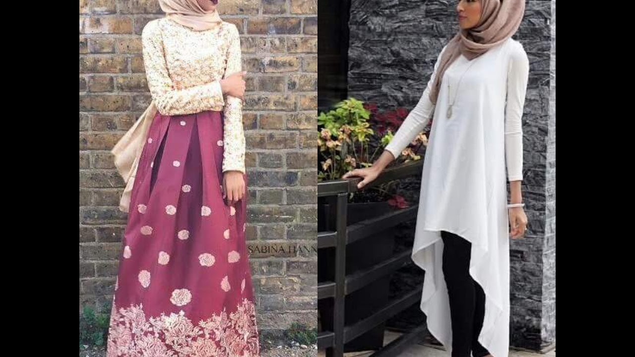 صور ملابس محجبات كاجوال , ملابس انيقه للحجاب