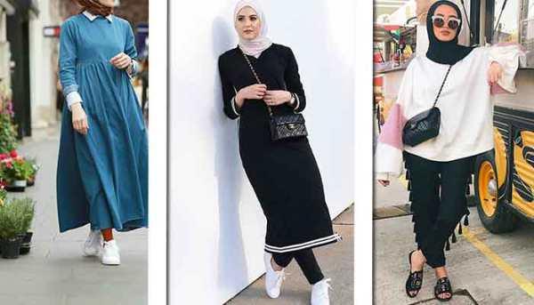 بالصور ملابس محجبات كاجوال , ملابس انيقه للحجاب 4554 11