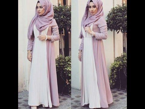 بالصور ملابس محجبات كاجوال , ملابس انيقه للحجاب 4554 2