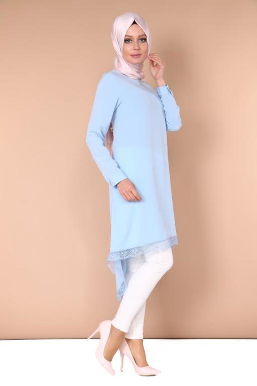 بالصور ملابس محجبات كاجوال , ملابس انيقه للحجاب 4554 5