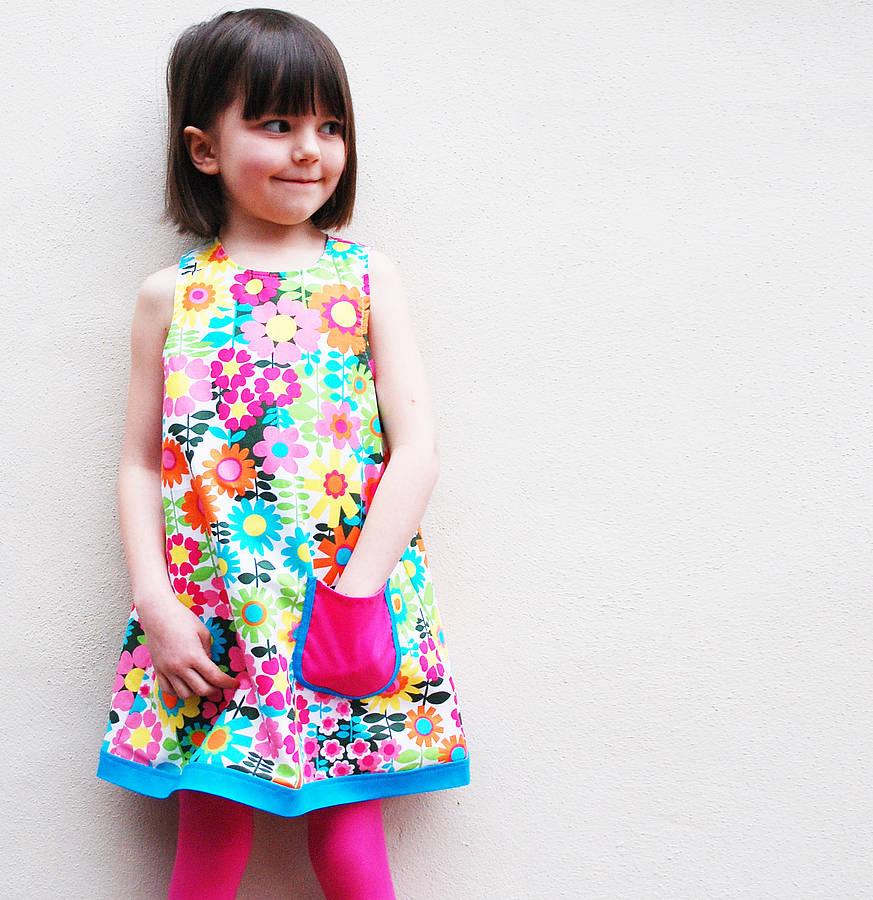 بالصور فساتين بناتي , تفصيلات جديده لاجمل فساتين البنات 464 8