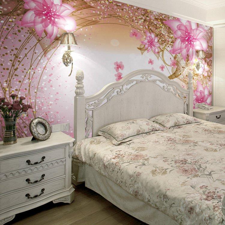 بالصور ورق جدران غرف نوم , ورق الحوائط المناسب لغرف النوم 516 11