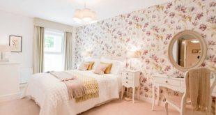 صوره ورق جدران غرف نوم , ورق الحوائط المناسب لغرف النوم