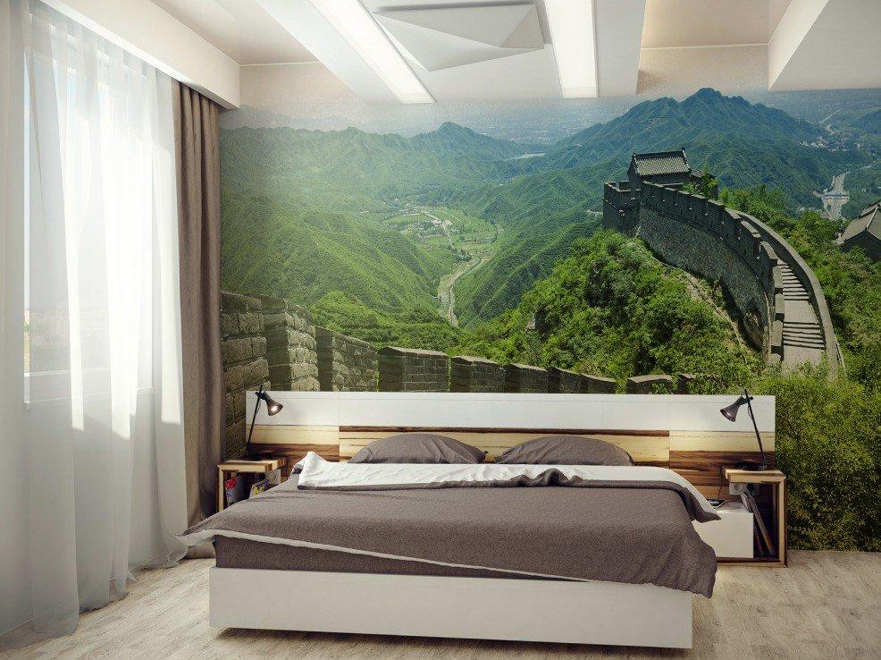 بالصور ورق جدران غرف نوم , ورق الحوائط المناسب لغرف النوم 516 6