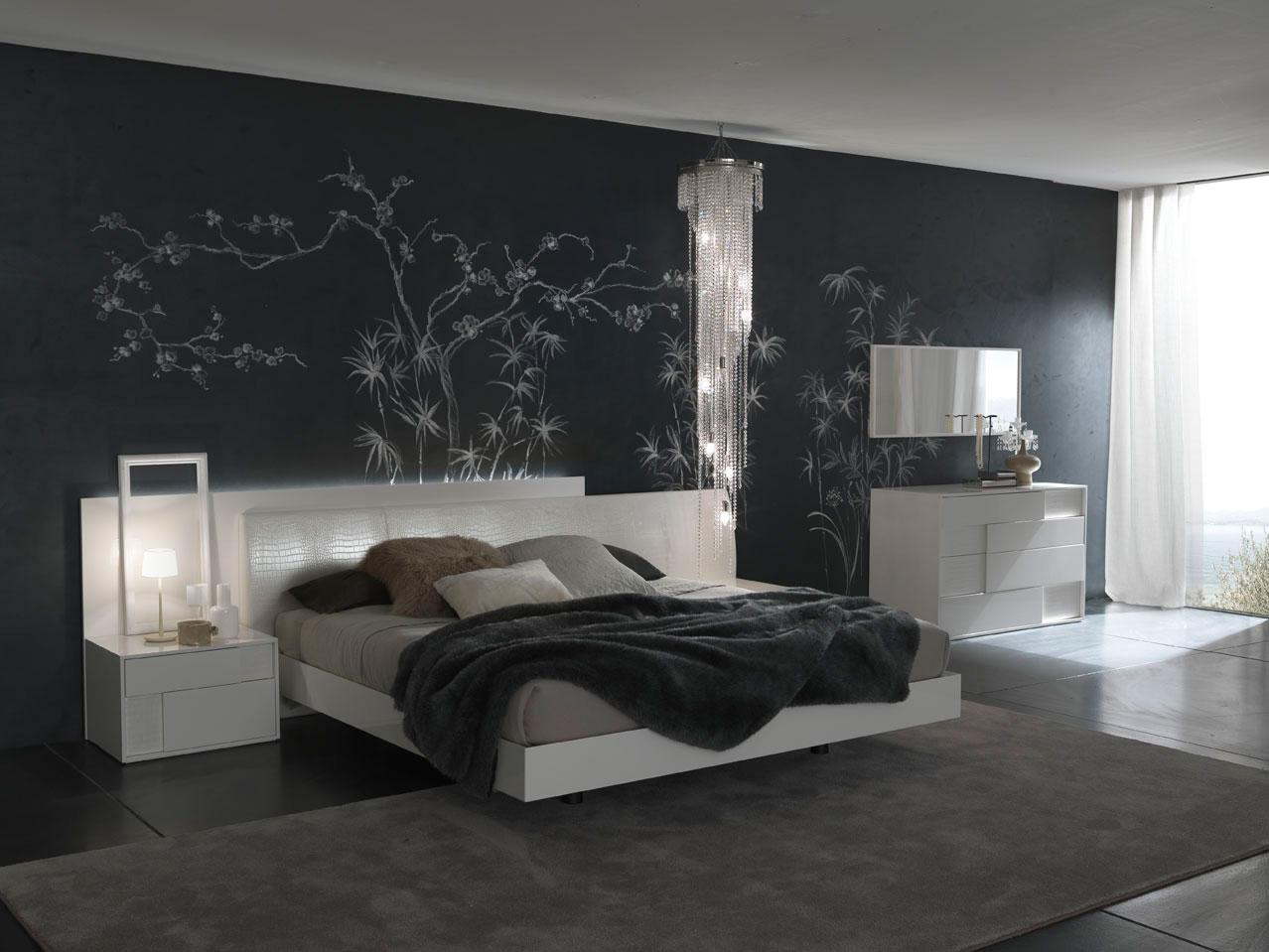 بالصور ورق جدران غرف نوم , ورق الحوائط المناسب لغرف النوم 516 8