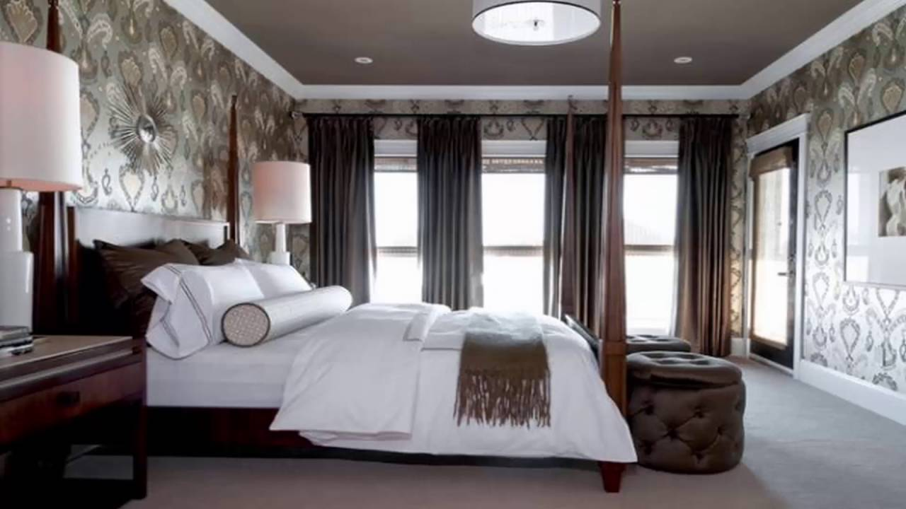 بالصور ورق جدران غرف نوم , ورق الحوائط المناسب لغرف النوم 516 9
