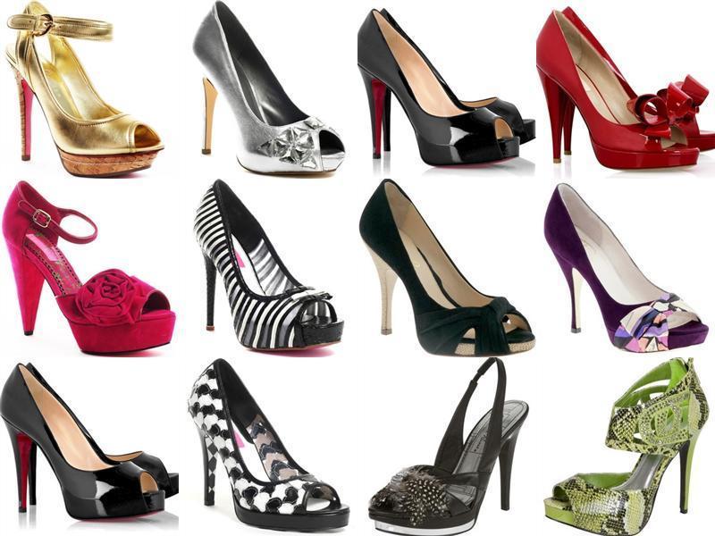 بالصور احذية حريمى , الاحذية النسائيه واجدد التصميمات و الموديلات