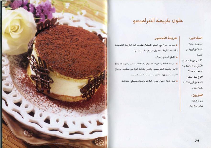 بالصور حاجات حلوه , اشهى الحلويات واسهل الطرق بدون طهى 571 4