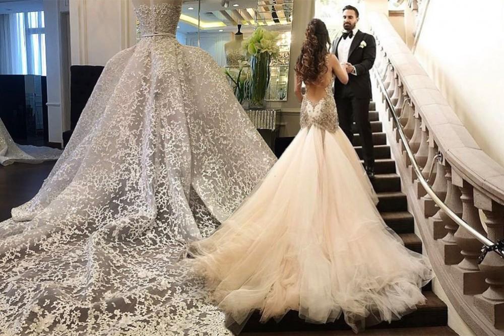 بالصور صور بدلات عرايس , اجمل الفساتين وادق تفاصيل الجمال 619 7
