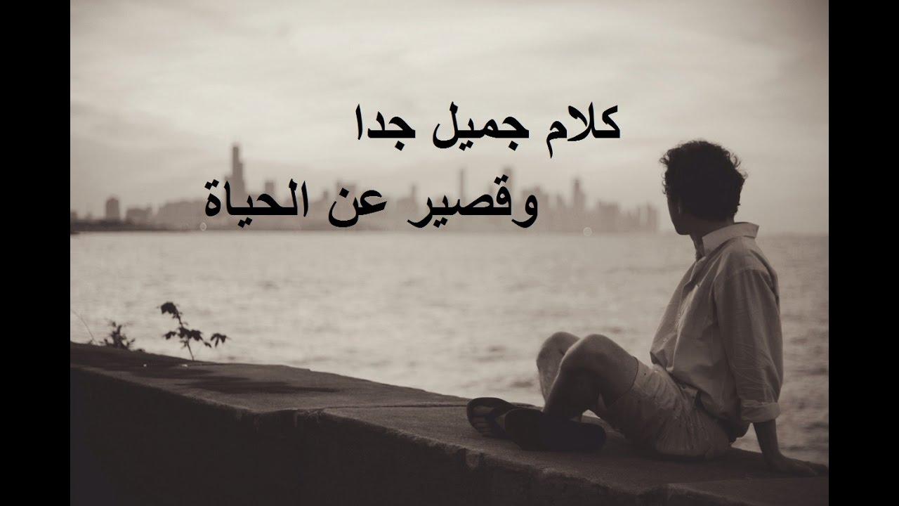 بالصور كلمات جميلة عن الحياة , حكمه لحياه سعيده 629 11