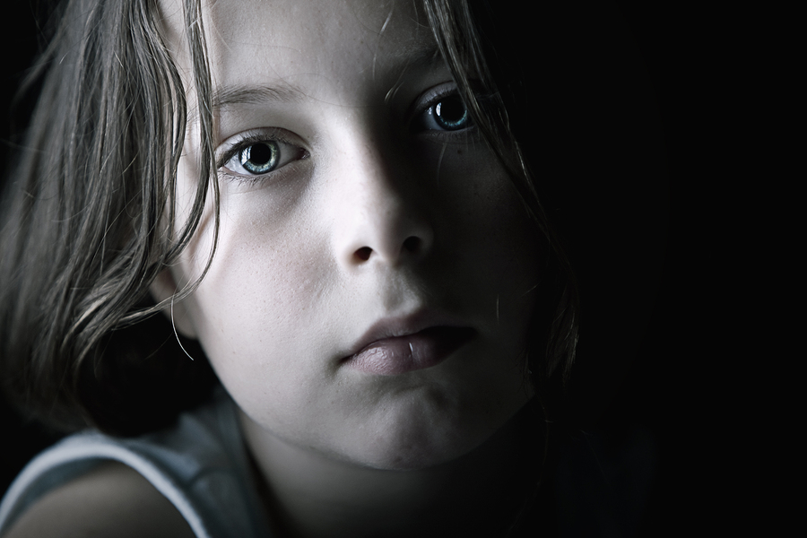 بالصور طفلة حزينة , اصعب لحظات بكاء الاطفال 641 10