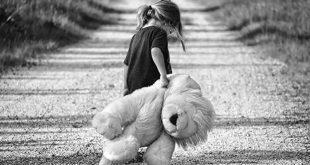 طفلة حزينة , اصعب لحظات بكاء الاطفال