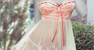 صوره ملابس نوم للعروس , اشيك ملابس نوم للعروسة