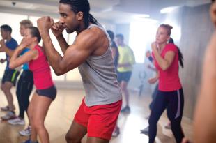 صورة تمارين فتنس , تمارين لياقة بدنية لتشكيل الجسم