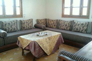صور صالونات مغربية عصرية بالصور , ديكور لاثاث غرفة المعيشة المغربى