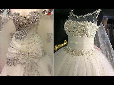 صوره صور بدلات عرس , احدث تصميم لفستان الاحلام