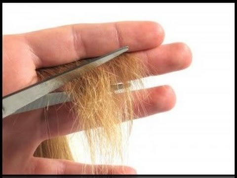 بالصور علاج تقصف الشعر , اسباب تقصف الشعر وعلاجة 810