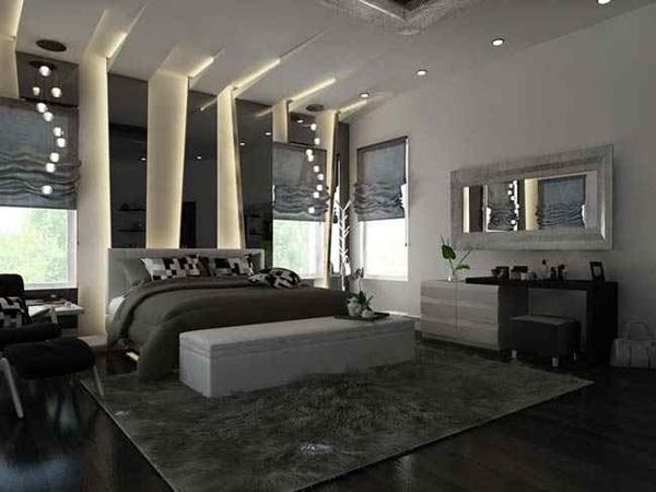 بالصور تصاميم غرف نوم , الديكورات الحديثة لغرف النوم العصرية 832 1