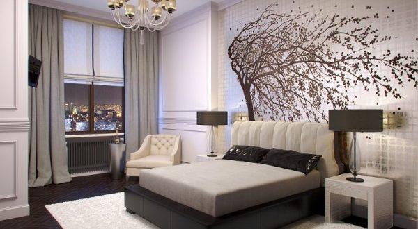 صور تصاميم غرف نوم , الديكورات الحديثة لغرف النوم العصرية