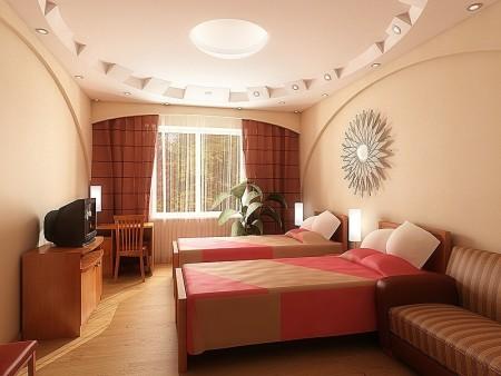 بالصور تصاميم غرف نوم , الديكورات الحديثة لغرف النوم العصرية 832 9
