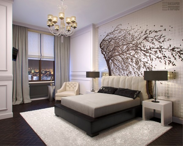 صوره تصاميم غرف نوم , الديكورات الحديثة لغرف النوم العصرية