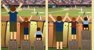 بالصور الفرق بين العدل والمساواة , مفهوم العدالة والمساواة 840 3 310x165