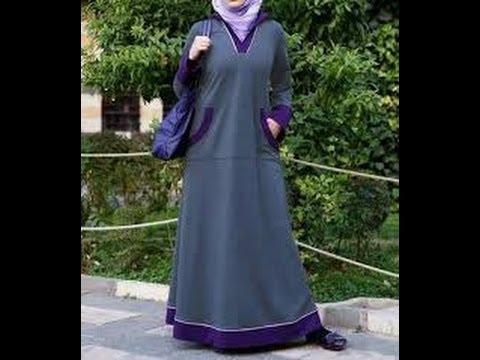 بالصور موديلات عبايات بناتى , ملابس الفتاة الانيقة والعفيفة 2772 10