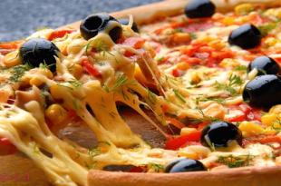 صور طريقة عمل البيتزا بالصور خطوة خطوة , طرق عمل اشهى الاكلات